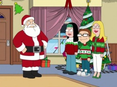 American Dad! 03x08 : The Most Adequate Christmas Ever- Seriesaddict